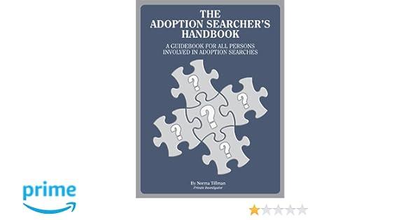 The Adoption Searchers Handbook
