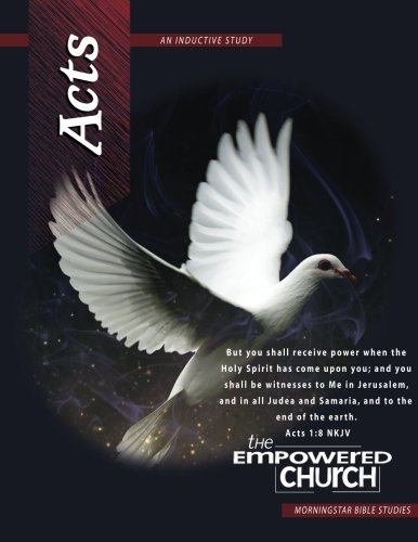 Acts Inductive Bible Study: The Empowered Church PDF