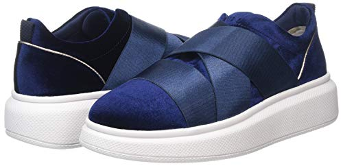 Baker Ted Idhelev Women''s navy Trainers Nvy Blue Pn7TqOdW7B