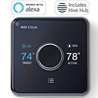 Hive Heating and Cooling Smart Thermostat Pack,...