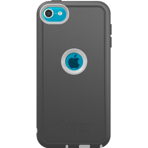 OtterBox Defender Series Case for iPod touch 5G - White/Gray