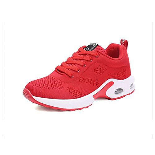 SHINIK Zapatillas De Deporte Con Tacón Plano, Punta Redonda, Zapatos Atléticos, Para Mujer, Verano, Nuevas Zapatillas De Deporte Segundo