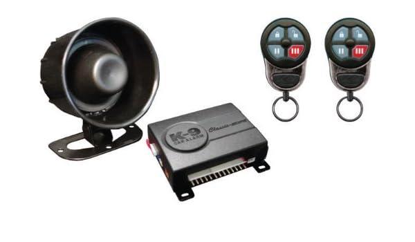Amazon Com Omega K9classicedp2 Car Alarm With Code Jumping Anti