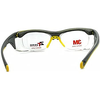 66a9fa6817 3M - ZT200 Black with Safety Yellow - Prescription Ready