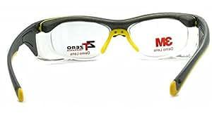 3m Zt200 Black With Safety Yellow Prescription Ready