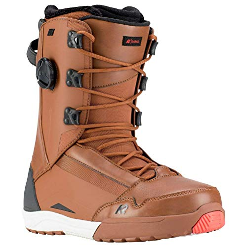 K2 Darko Snowboard Boots 2019-8.0 - Brown