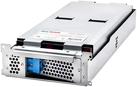 APC Smart-UPS 3000VA RackMount 2U 120V SMT3000RM2U UPSBatteryCenter RBC43 Compatible Replacement Battery Pack