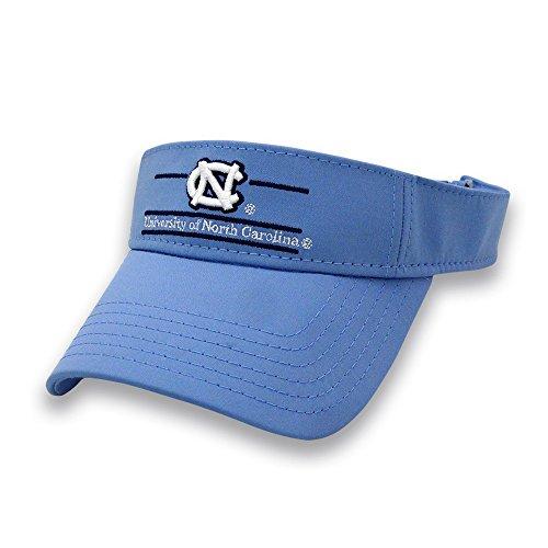 NCAA North Carolina Tar Heels Game Changer Visor, Adjustable, Columbia Blue