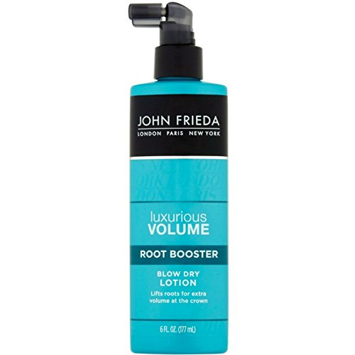 Volume Root Boost - John Frieda Collection Luxurious Volume Root Booster Blow-Dry Lotion 6 oz (Pack of 4)