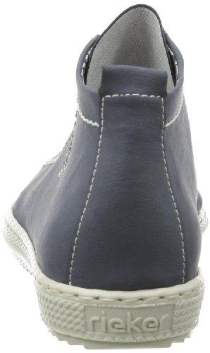 blau Blu Donna 14 denim 14 Sneaker Rieker qw8Bvv