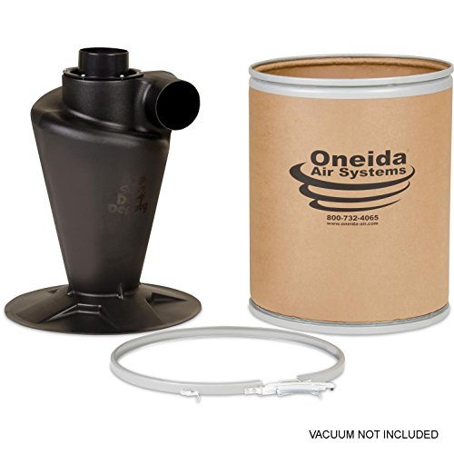 Oneida Air Systems 4in Super Dust Deputy (Super Dust)
