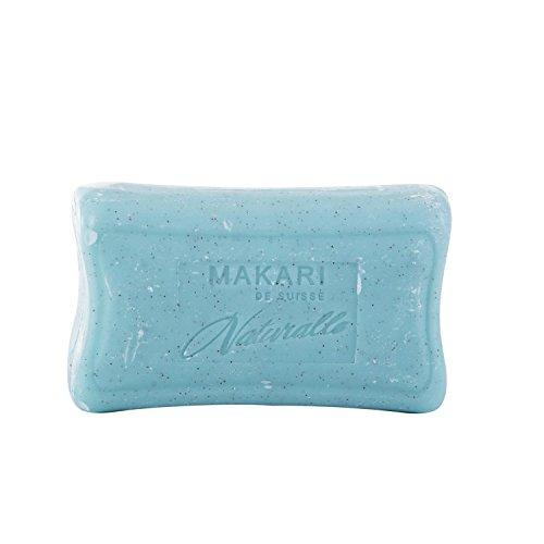 Makari Naturalle Multi-Action Extreme Skin Lightening Soap 7oz. – Exfoliating & Moisturizing Bar Soap With Argan Oil & SPF 15 – Hydrating & Regulating Treatment for Dark Spots, Acne Scars