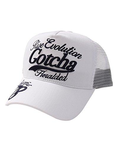 [ガッチャ ゴルフ] GOTCHA GOLF キッズ 帽子 ベーシック ロゴ カラー キャップ [ COOLMAX ] 子供用 182GG8730