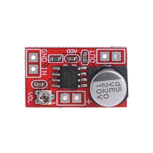 (RingBuu DC 5V-12V Micro Electret Amplifier MIC Condenser Mini Microphone Amplifier Board)