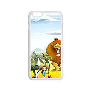 Happy wizard of oz illustrations Phone Case for Iphone 6