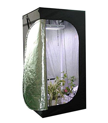ECO-WORTHY 32''X32''X63'' Mylar Hydroponics Grow Tent for Indoor Plant Growing by ECO-WORTHY (Image #5)