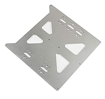 TWP - Placa de aluminio anodizado con soporte de cama caliente ...
