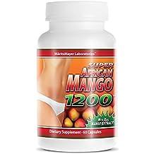 MARITZMAYER Super African Mango 1200 60 Capsules, 0.02 Pound