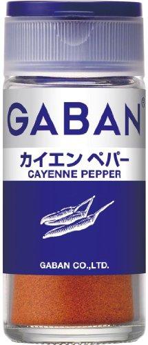 House GABAN cayenne pepper & lt; Powder & gt; 16gX5 pieces by GABAN (Gabin)