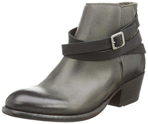 Hudson Horrigan Calf - Botas cortas para mujer Gris (Grey)