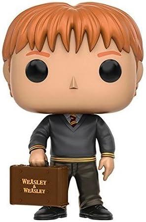 Funko Fred Weasley Figura de Vinilo, colección de Pop, seria Harry Potter, Talla única (10985): Funko Pop! Movies:: Amazon.es: Juguetes y juegos