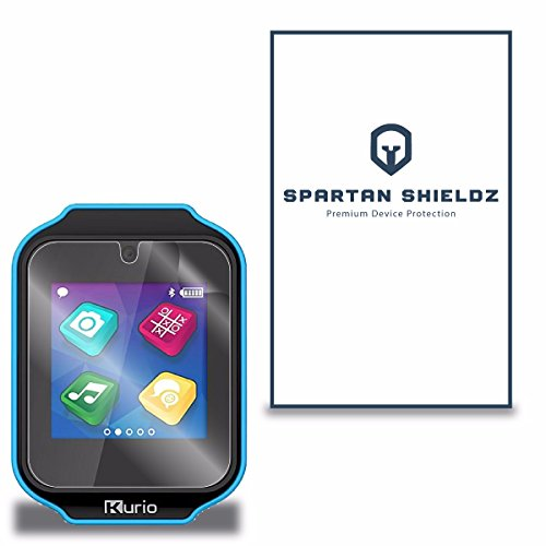 6X - Spartan Shield Premium HD Screen Protector For Kurio Watch - 6X