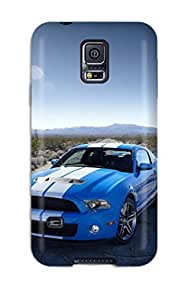 Rugged Skin Case Cover For Galaxy S5- Eco-friendly Packaging(vehicles Car) by icecream design