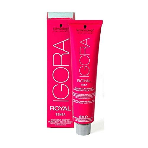 c0e5528927 Schwarzkopf Professional Igora Royal Senea S 6-6 Dark Blonde Chocolate Hair  Color 60ml