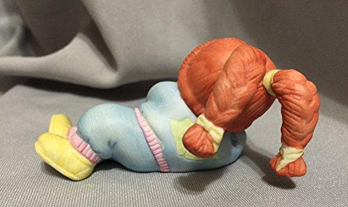 Vintage Cabbage Patch Kids 1984 Ceramic Porcelain Figurine