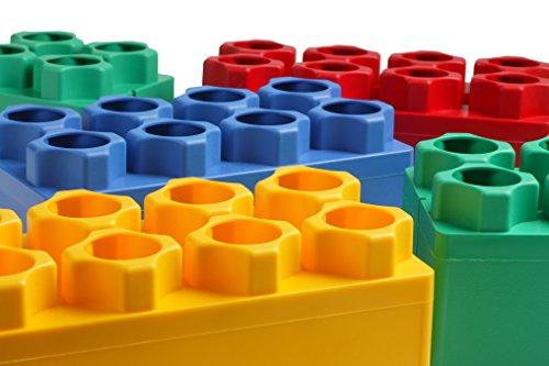 41Pp4qq7prL - 96pc Jumbo Blocks - Standard Set (Made in the USA)