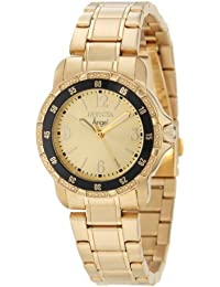 Invicta Women's 0550 Angel Collection 18k Gold-Plated Stainless Steel Watch