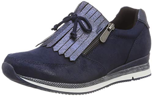 navy Trainers Marco 21 2 Dk Comb 888 Comb Dk 2 Tozzi 24702 Blue on 888 Navy Slip 888 Blue Women's zqTSrz