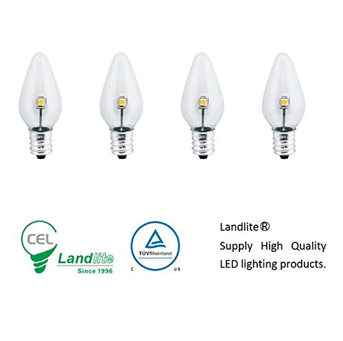 led candle light sensor - 5