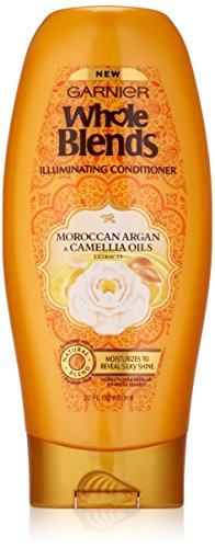 Garnier Illuminating Conditioner Moroccan Camellia