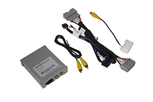 Alpine Electronics SGS-CH01 Factory Radio Camera Interface for 2007-2018 Jeep Wrangler Jk