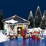 Department 56 - The Original Snow Village - ''..Another Man's Treasure'' Garage (set of 22)