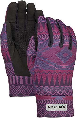 Burton Women's Touch N Go Glove Liner, Port Royal Freya Weave, Small ()