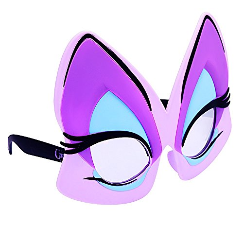 Sun-Staches Costume Sunglasses Ursula Eyes Party Favors UV400