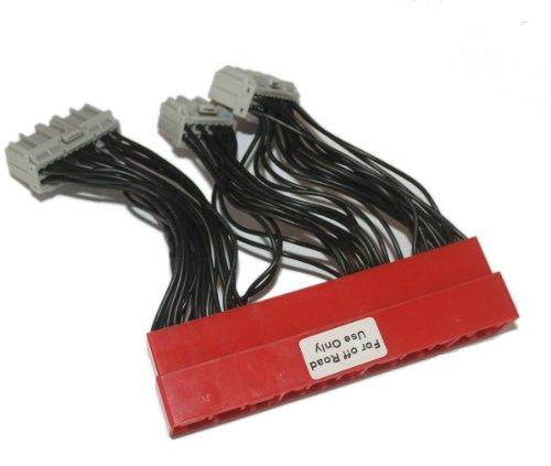 Ecu Conversion Harness - OBD2A to OBD1 ECU Jumper Conversion Harness Adapter for Acura Integra | Honda Accord / Civic / Del Sol / Prelude