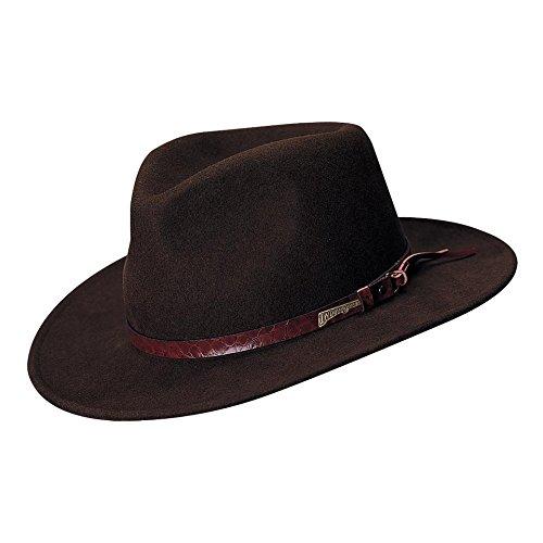 (Indiana Jones Men's 555 Hat,Brown,XXXL US)
