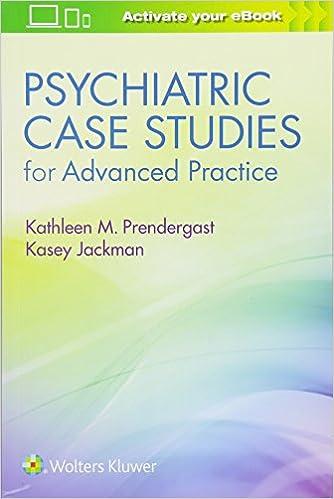 Psychiatric Case Studies for Advanced Practice