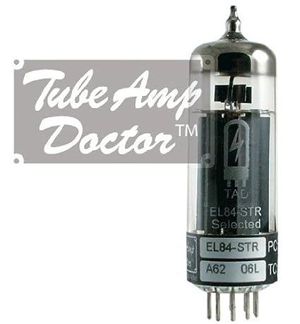 Tube Amp Doctor EL84 STR Premium Selected Vacuum Tube Single
