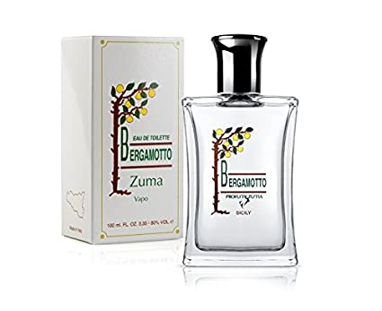 Zuma Colonia en Vaporizador, Bergamota 100 ml