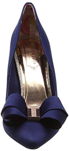 Femme Skalett Bleu Escarpins Baker Ted Navy fermé Bout 51ZX5qw