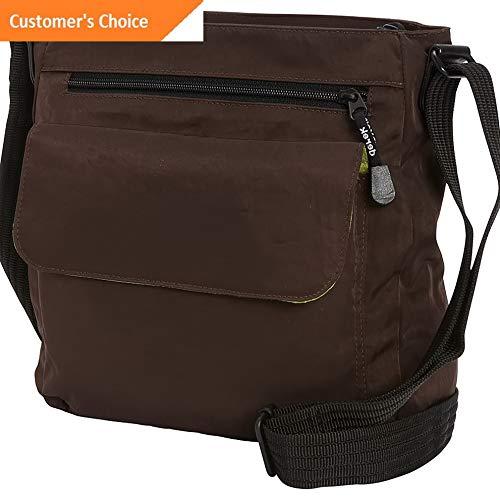 Sandover Derek Alexander NS Top Zip Convertible Crossbody Cross-Body Bag NEW   Model LGGG - 7629 ()