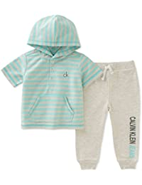 Baby Boys 2 Pieces Pullover Pant Set