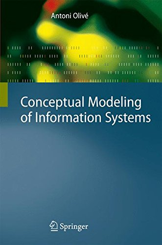 Conceptual Modeling of Information Systems by Brand: Springer
