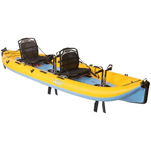 Hobie Mirage i14T Kayak 2017 – 14ft/Mango-Slate