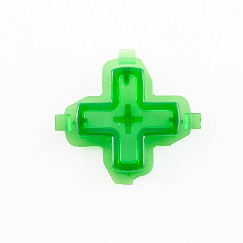 Clear Green D-Pad Controller Mod for Xbox One