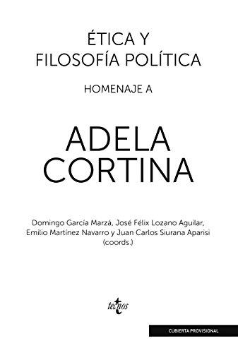 Homenaje a Adela Cortina
